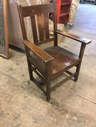 3 Chairs By Quiant Furniture Company Arts And Craft Stickley