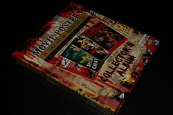 Classic Vintage Sci Fi Horror Movie Posters Collectible Trading Cards Album