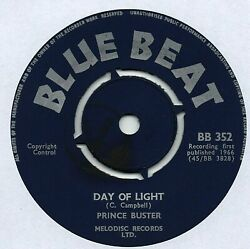 PRINCE BUSTER - DAY OF LIGHT 7