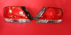 ✰JDM Lancer Cedia Tail Lights CS2A CS5A 04-07 Ralliart Genuine Stanley OEM✰