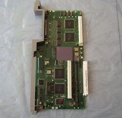 Used Mitsubishi Qx141-1 Board Qx1411 Free Expedited Shipping By Dhl
