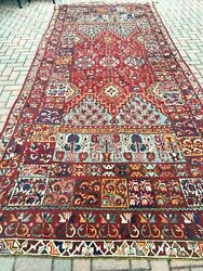 Antique Moroccan Rabat Gallery Size Carpet 5and0395x15and0395 C. Late 19th Cent.