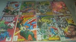 Rare Superman Man Of Steel Death Of Superman Collection Doomsday Justice League