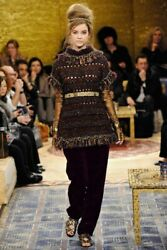 NWT Chanel Prefall 2011 Sweater size 38