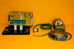 Medtronic Midas Rex Legend Pneumatic Drill Set V01 wfoot-switch and accessories