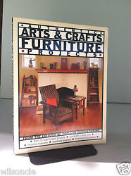Authentic Arts And Crafts Furniture Projects By Popular Woodworking Staff 2000