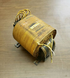 Used Westinghouse 3351d67g03 Control Power Transformer