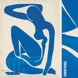 30wx40h Blue Nude Ii 1952 By Henri Matisse - Femme Nu Bleu Choices Of Canvas