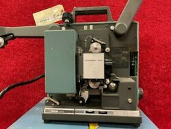 16mm Bell And Howell Projector With High Intensity Lamp And Power Supply