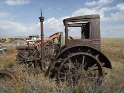 Wd9 Antique Tractor
