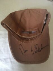 Tom Selleck Autographed Nra Hat Brand New Never Worn Bas Coa Extremely Rare