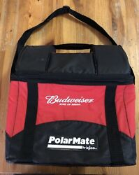 Budweiser King Of Beers Polormate By Igloo Cooler Handle Adjustable Strap