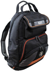 17.5 in. Tool Gear Backpack Klein Tradesman Pro Jobsite Contractor Back Pack Bag $99.96