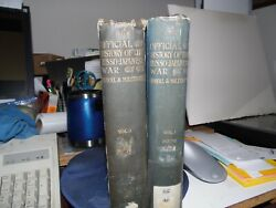 Br Official History Naval And Military Of The Russo-japanese War. V-1 Ex-lib
