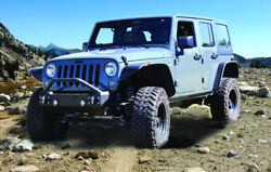 Iron Cross Stubby Front Bumper With Bar For 07-15 Jeep Wrangler Jk Gp-1200