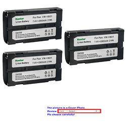 Kastar Replacement Battery Pack For Topcon Gps Hiper Ii Gnss Receivers Bdc-58