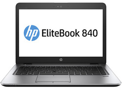 "Hp EliteBook 840 G3 14"" Intel Core i7-6600U (L3C71AV) 8GB - 256GB Win. 10 Pro."
