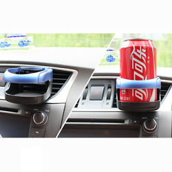 1 Plastic Clip-on Suv Car Truck Drink Mug Coffee Cup Can Bottle Holder Stand