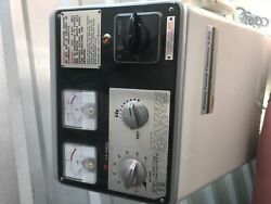 Midwest panoral panoramic x-ray and master control (Disassembled and complete)