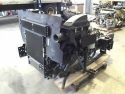 12 2012 Ford F650 6.8l V10 Radiator With Core Support And Coolers As Shown