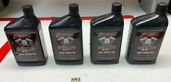 Klotz Motorcycle American V-twin Synthetic Oil Lubricant Sae 20w/50 4 Quarts