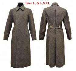 Military Jacket Russian Soldier Overcoat Winter Soviet Coat Army Ussr Shinel