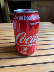 Half Full Or Half Empty Can Of Coke Factory Sealed Unopened Can Of Coca Cola