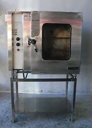 Used Alto Shaam Hud-10-10 Combi Oven And Steamer 208v Free Shipping