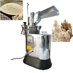 Grain Maize Soybean Chickpea Rice Herb Spices Flour Mill Grinder Pulverizer New