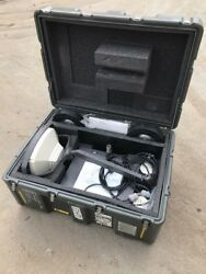 Portable Exam Surgical Field Light 2410mb Castle - With Hardigg Transport Case