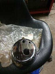 Vintage Motorcycle Parts Yamaha Part Number 371-83507-70 Rear Chrome Cover Tx500