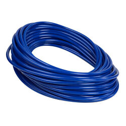 High-temp Blue Soft 50a Rubber Tubing Inner Dia 1-1/4 Outer Dia 1-1/2- 50ft