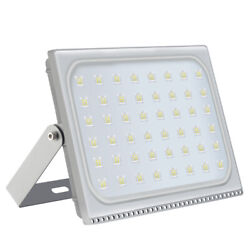 200W Cool/Warm White 110V High Power LED Outdoor Flood Light Spotlight SMD IP67