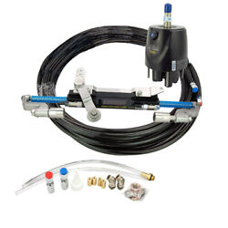 Upto 300hp Marine Boat Hydraulic Outboard Steering System Cylinder Helm Pump Set