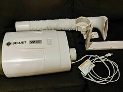 BedJet V2 Climate Comfort System for Beds, Cooling + Heating Bio-rhythm