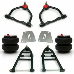 Mustang Ii Ifs Front End Kit Bags Arms Upper Lower Control Lowering Bags 2