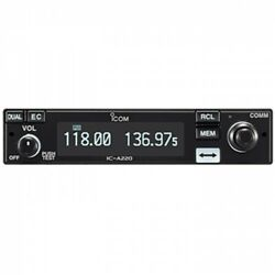 Icom Ic-a220 Vhf Airband Transceiver | Vehicle Mount Free Same Day Shipping