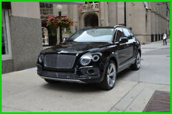 2018 Bentley Bentayga Activity Edition 2018 Activity Edition Used Turbo 6L W12 48V Automatic AWD Premium Moonroof