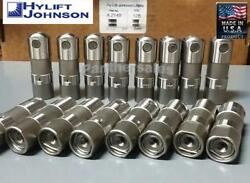 Hylift Hydraulic Roller Lifters Set 16 For Chevy 4.8 5.3 5.7 6.0 Ls1 Us-made