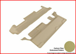 Floor Liners L1ch06231502 For Tahoe For Gmc Yukon 15-19 Kagu Rubber Tan Maxpider