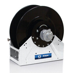 Graco 24r416 Xd60 1 Inlet/outlet Bare Reel Npt Hydraulic Motor White