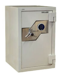 Hollon 845E-JD 2 Hr Fire Rated Jewelry Safe with Electronic Lock