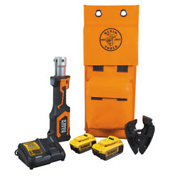 Klein Tools Bat207t44h Battery-operated Cable Cutter, Acsr, 4 Ah