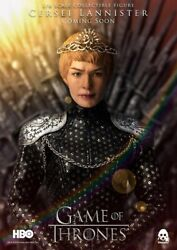 Threezero 1/6th Scale Game Of Thrones Cersei Lannister Collectible Figure New