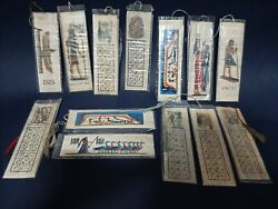 Wholesale Lot Of 1000 Authentic Collectible Egyptian Art Papyrus Book Marks Gift