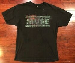 Muse - Concert T-shirt - The 2nd Law Tour 2013