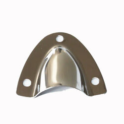 Clam Shell Ventilator Cowl Stainless Steel Boat Marine Hardware 2.22.20.7 Inch