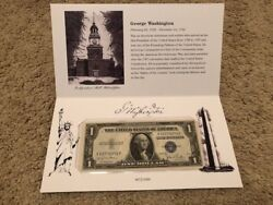 1935 Or 1957 Silver Certificate Ch Unc Blue Seal Limited Edition