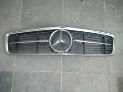 Mercedes Benz W107 Sl Slc Front Grill Chrome Star First Serial