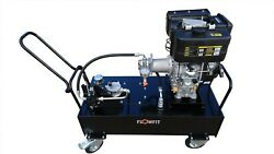 Loncin Diesel Engine Driven Hydraulic Double Acting Power Unit